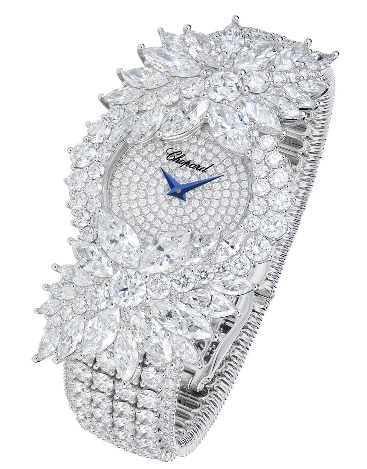 Chopard Haute-Joaillerie-watch-in-18ct-white-gold-set-with-round-diamonds-20.56-cts-and-marquise-cut-diamonds-11.02-cts 473.250 CHF