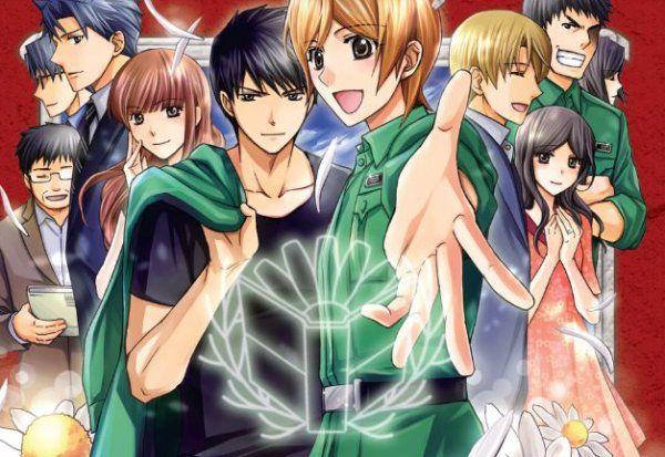 Library Wars Vol. #15 Manga Review