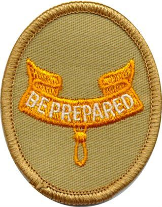 Boy Scout Rank Badges