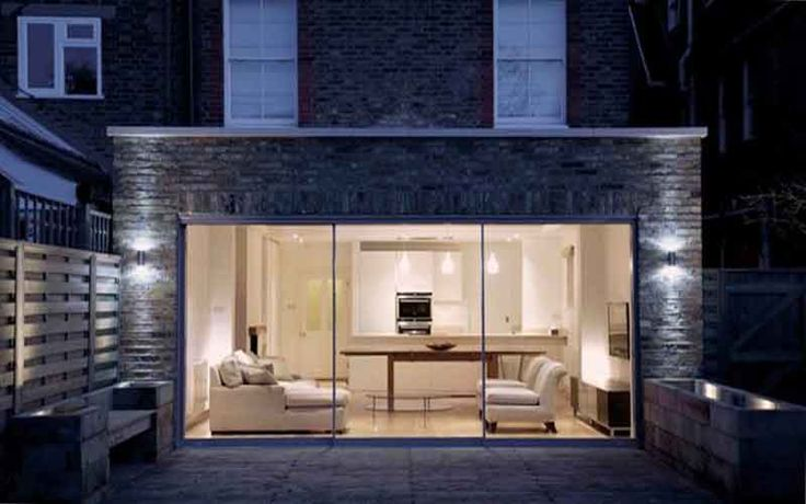 Considerate Building : Ground Floor Extension - how I would love to do this