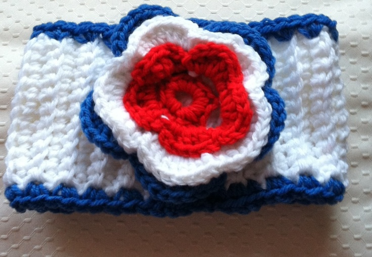 4th of July Headband Made by: Joanie