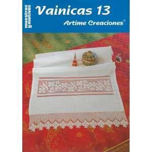 Creaciones Artime - Vainicas - Nº 13