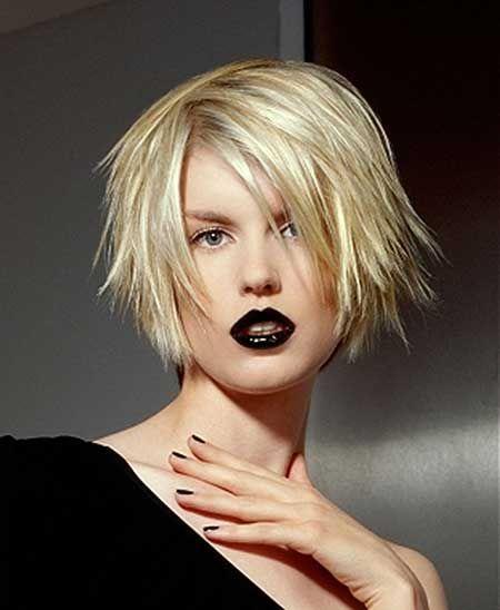 30 Short Blonde Hairstyles 2014 | http://www.short-haircut.com/30-short-blonde-hairstyles-2014.html
