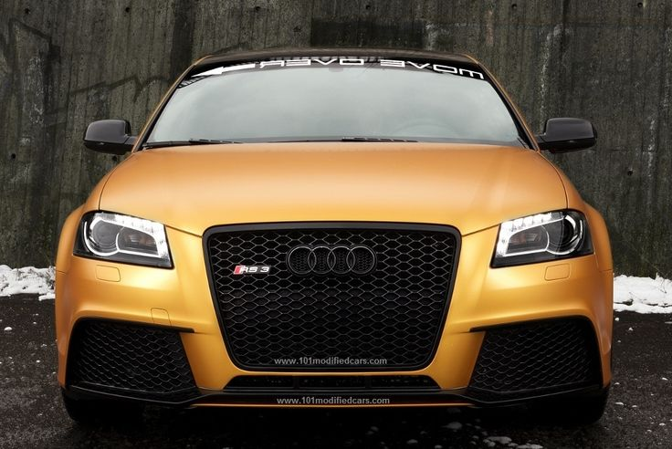 Modified Audi RS3 Sportback  http://www.101modifiedcars.com/2013/03/16/modified-audi-rs3-sportback/
