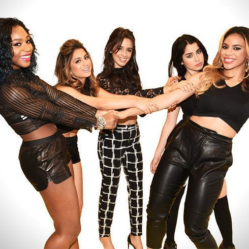 Fifth Harmony Recreated Iconic Spice Girls Poses And It's Perfect
