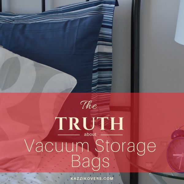 BLOG | The Truth About Vacuum Storage Bags