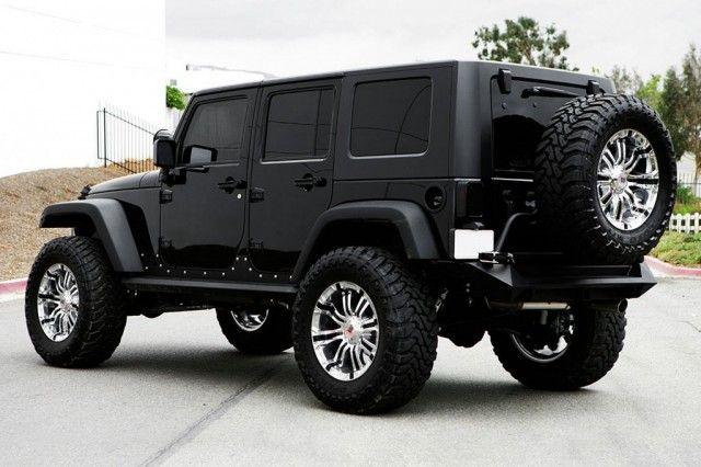 2016 Jeep Wrangler Unlimited back                                                                                                                                                                                 More