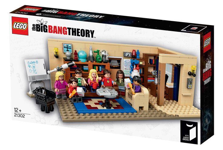 LEGO Ideas - Blog - First look: LEGO Ideas #010 The Big Bang Theory