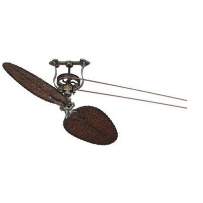 Best 25 belt driven ceiling fans ideas on pinterest industrial ceiling fan vintage ceiling - Ceiling fan pulley system ...