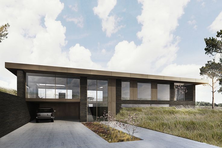 WAVE HOUSE | Baks Arkitekter