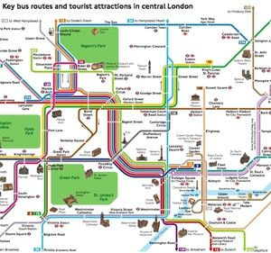 List of Synonyms and Antonyms of the Word london tour bus routes