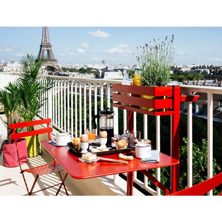 Balkonklapptisch weiss  19 best Fermob images on Pinterest | Backyard furniture, Store and ...