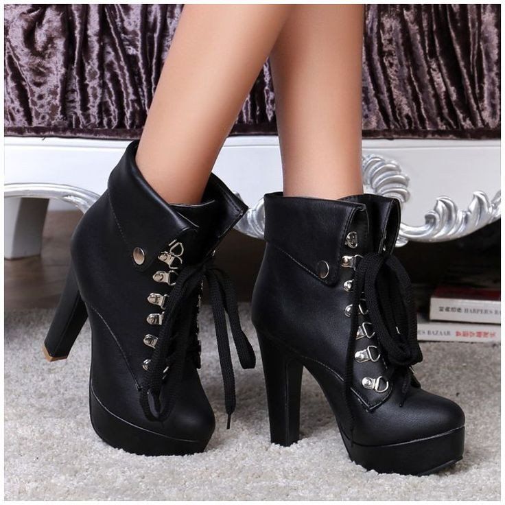 $21.64 (Buy here: https://alitems.com/g/1e8d114494ebda23ff8b16525dc3e8/?i=5&ulp=https%3A%2F%2Fwww.aliexpress.com%2Fitem%2FASDS-Platform-High-Heel-Ankle-Boots-for-Women-Fashion-Lace-Up-Boots%2F32759837742.html ) ASDS Platform High Heel Ankle Boots for Women Fashion Lace Up Boots for just $21.64