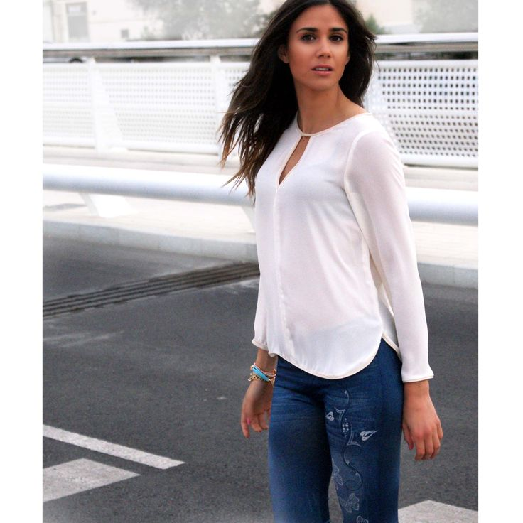 Resultado de imagen para modelo de blusa actual