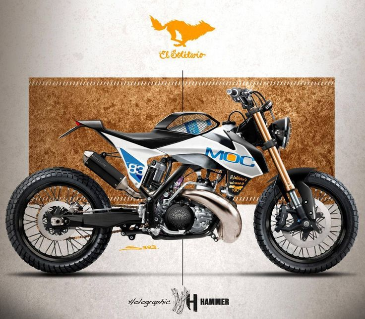 KTM 250 SX DE bikenstein by Sylvain Berneron