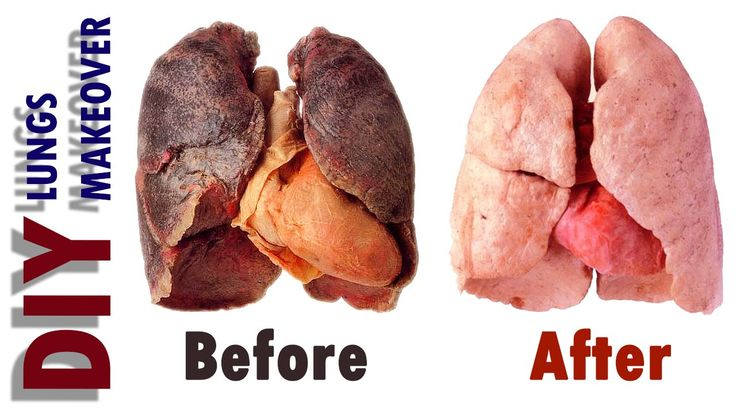 DIY : Clean Your Lungs In 3 Days