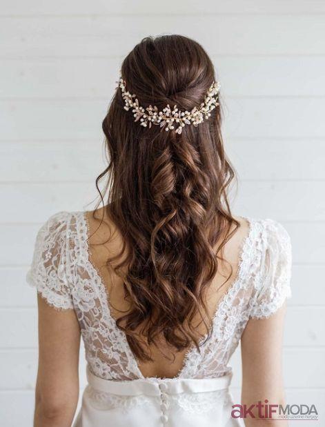 Bridal Hairstyles 2019 – Bridal Hairstyles 2019 – Active Fashion – Saç Bakımı ve Saç Modelleri
