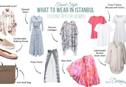 What to Wear in Istanbul Packing Tips for Women