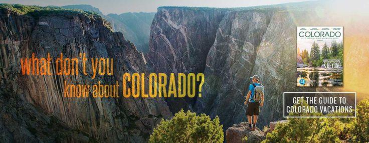Colorado Tourism - Official Colorado Vacation Guide | Colorado.com