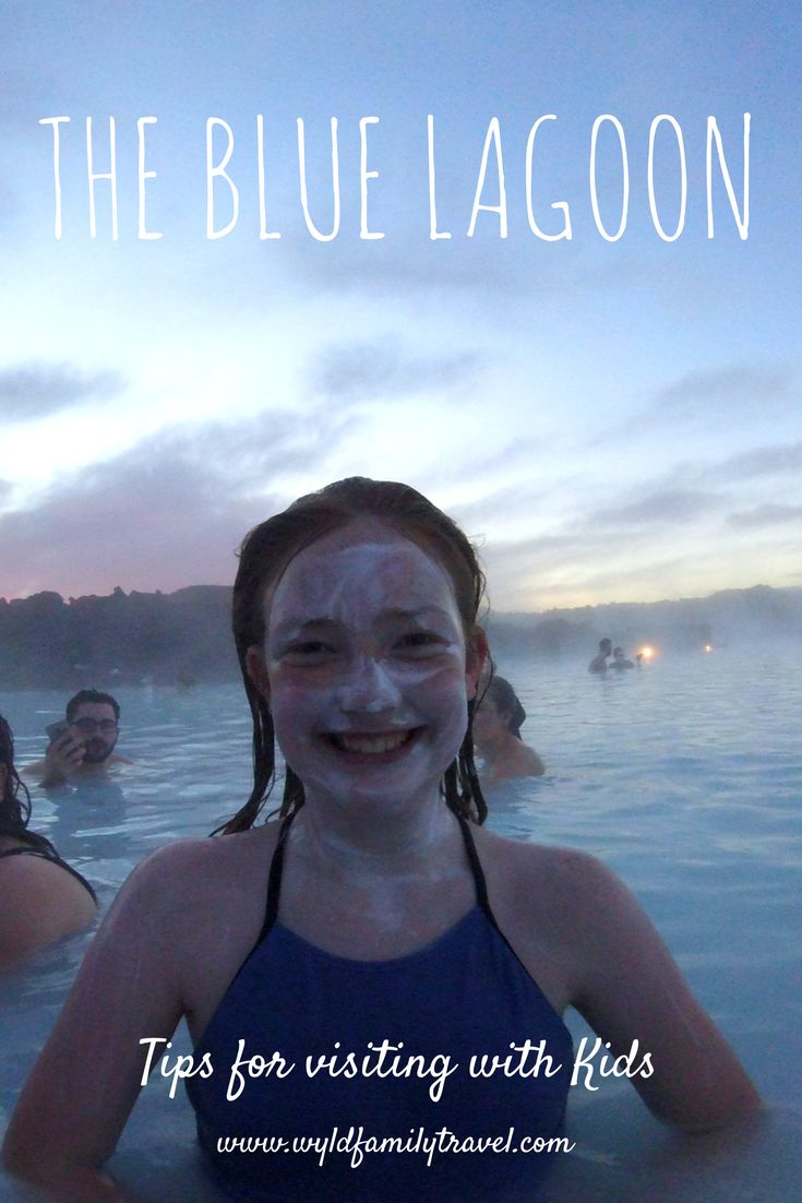 Just do it visit the Blue Lagoon with kids. Tips for visiting the Blue Lagoon. Family travel in Iceland