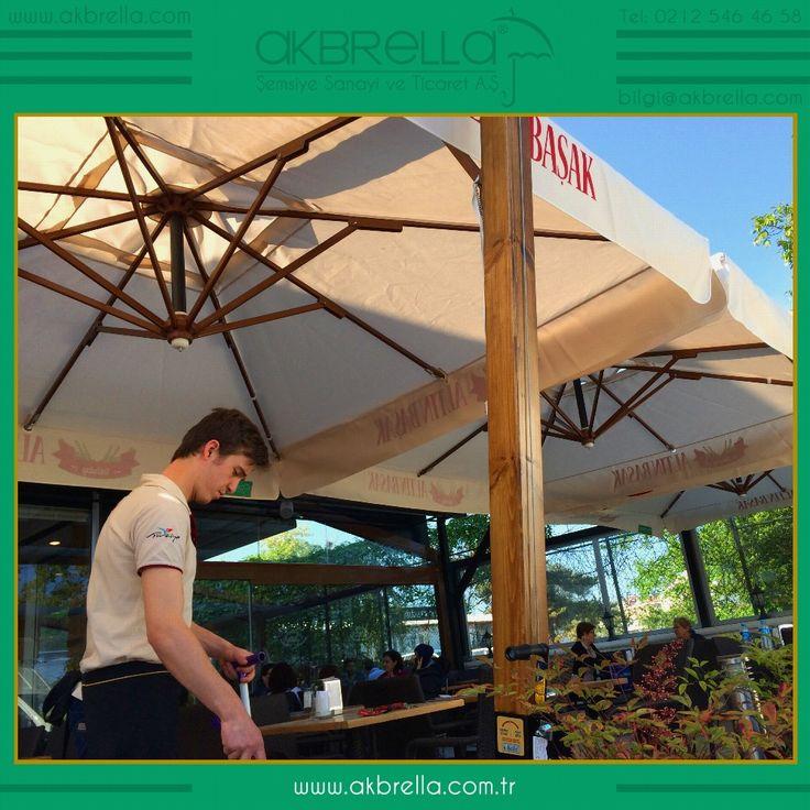 Dış mekanlarda kullanabileceğiniz şemsiye modelini seçerken rüzgar ve kullanım arzunuza uygun seçim yapmak için Akbrella şemsiye firmasından yardım talep edebilirsiniz, ölçülendirme ve yuvarlak, kare formlu şemsiye modelleri alanınıza uygun mimari destek ile hizmet veren Akbrella firmasının online satış sitesinde ürün detaylarına ulaşabilirsiniz. #şemsiye #bahçeşemsiyesi #güneşşemsiyesi #Akbrella