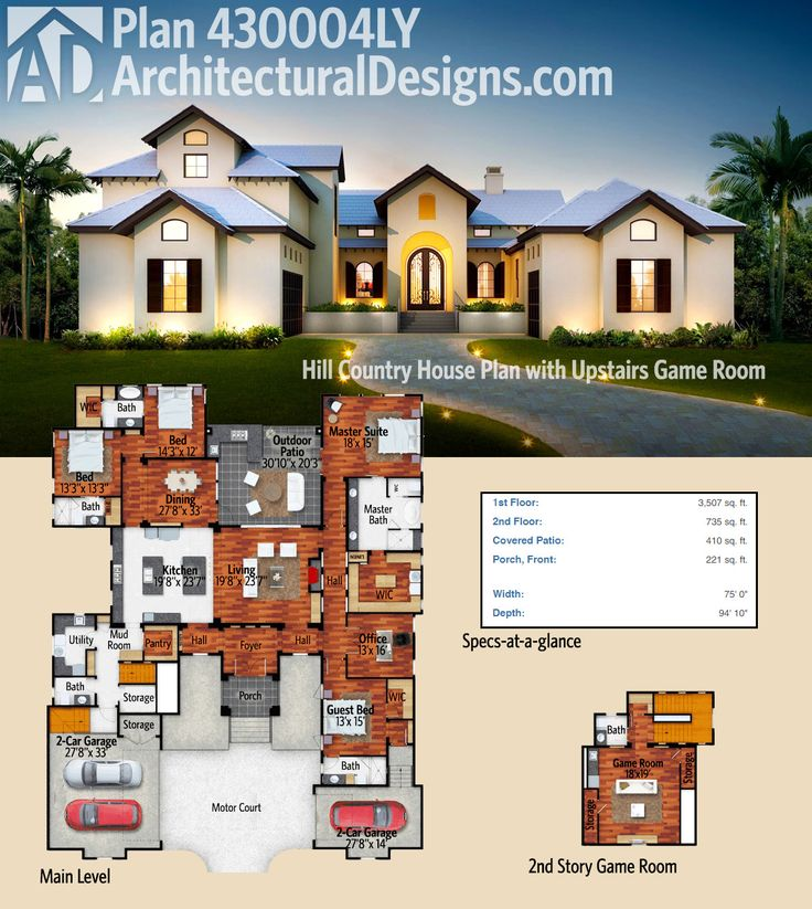 Best 25 courtyard entry ideas on pinterest haciendas for Courtyard entry house plans