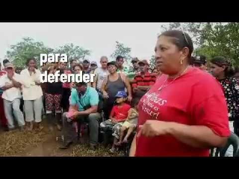 TODA LA FUERZA DEL PODER POPULAR CONTRA LA AGRESIÓN DE LA DERECHA OPOSIT...