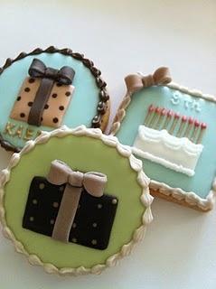 Galleta... de cumpleaños!  I ♥ #Dialhogar# http://pinterest.com/dialhogar/  http://dialhogar.blogspot.com.es/