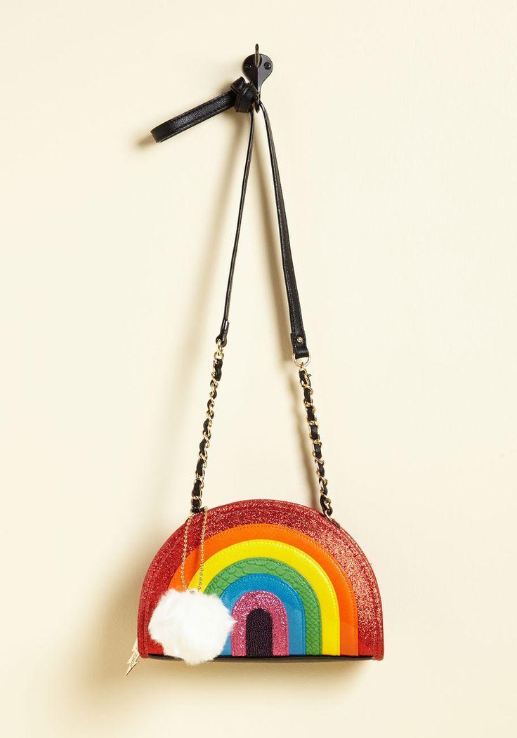 Rainbow Might Bag, @ModCloth