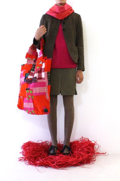 Daniela Gregis shawl