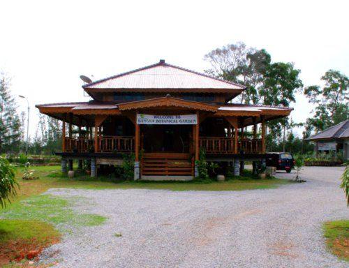 Bangka Botanical Garden, Bangka Belitung, Indonesia