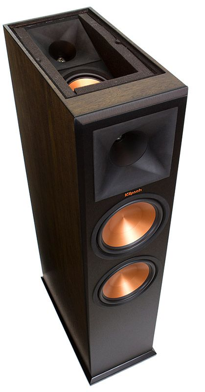 Klipsch's New Dolby Atmos Floorstanding Speakers, the RP-280FA's