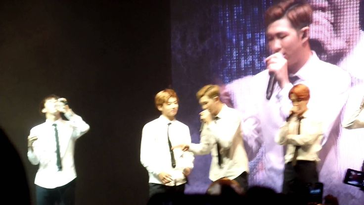 [TRB in Mexico] BTS rock, scissors, paper + J Hope aegyo