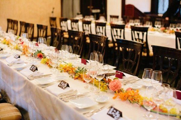 日本で作るアメリカの伝統的結婚式 | One Sweet Day #tablecoordhination #wedding #ウェディング #結婚式 #テーブルコーディネート #コーディネート #装飾