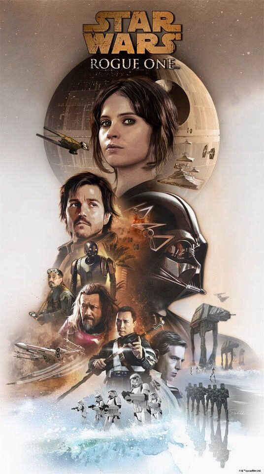 ROGUE ONE • A Star Wars Story