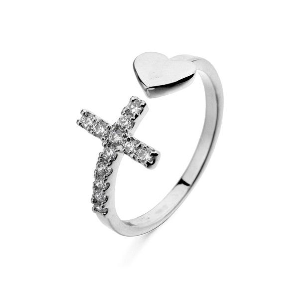 Cross My Heart Ring <span class='money'>$15</span>
