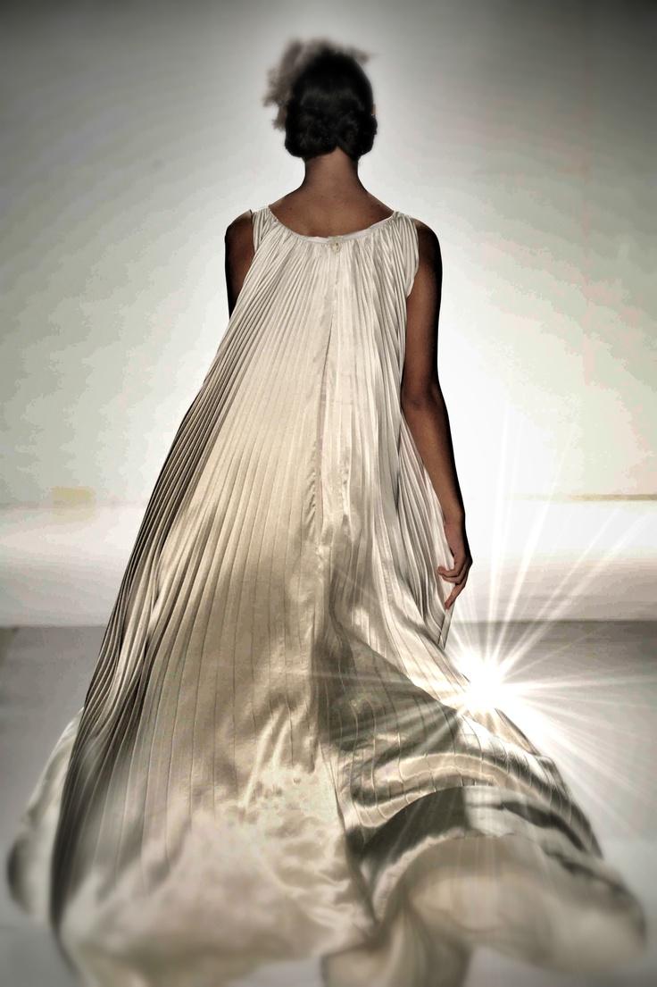 Asymetrical dress