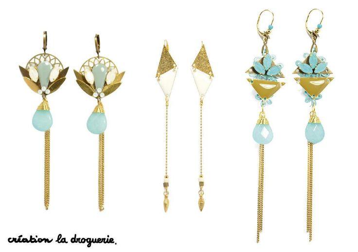 Une série de BO pour faire ressortir votre bronzage !! #ladroguerie #bijoux #bo