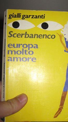 """Il primo dono di Gabriele """"Poiché mi sono ripromesso di fare dei regali alla nuova biblioteca legati a degli autori italiani che mi rappresentano, ma sinceramente ci tengo ai miei libri, li ho riordinati da Libraccio.it sperando che arrivino per tempo. Sono quattro, ecco il primo!"""""""