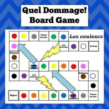 4 Fun Games for the French Classroom That Will Get Your ...