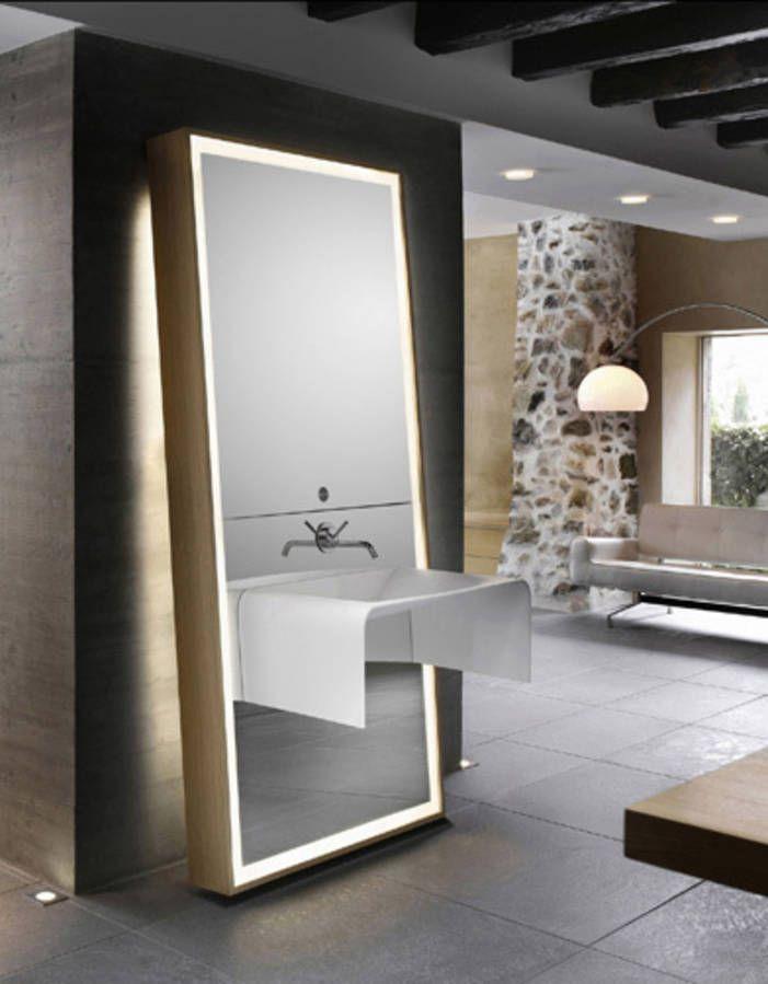 Meuble De Salle De Bain Join Sanindusa - 22 nouveautés pour notre salle de bains - Elle Décoration