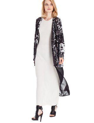 Ipekyol Triko Elbise IW6150002045/EKRU   1V1Y.COM