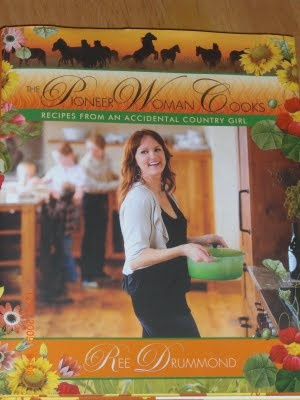 The Pioneer Woman- A Love Story Cookbook