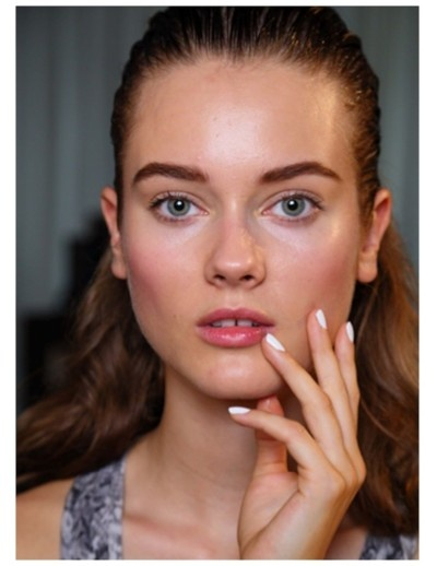 Best of Opaque White Summer Nails