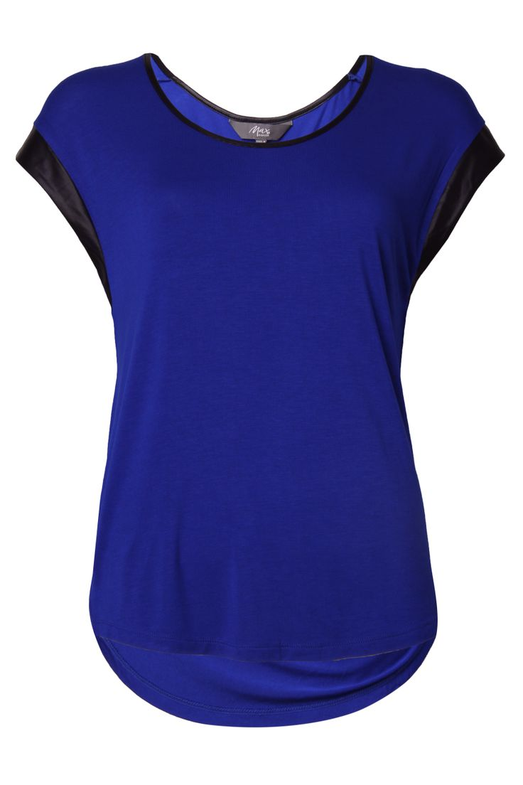 French Blue top @Max #backtowork #blue