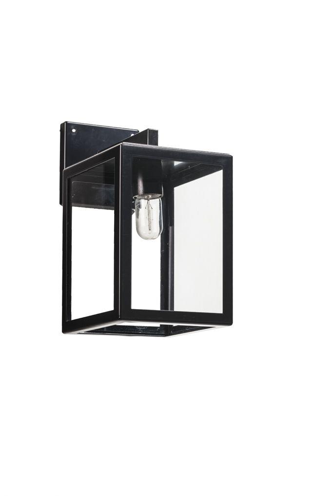 Hanglamp Tokio zwart vierkant buitenlamp TuinExtra