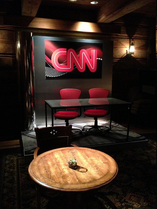 CNN Corporate Event Set Pink Monkey Solutions | Vail, Colorado ...