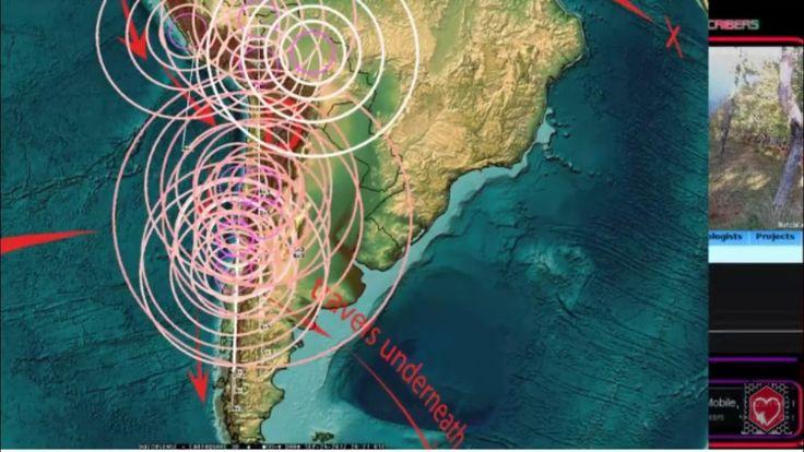 9/24/17 3pm earthquake update dutchsinse