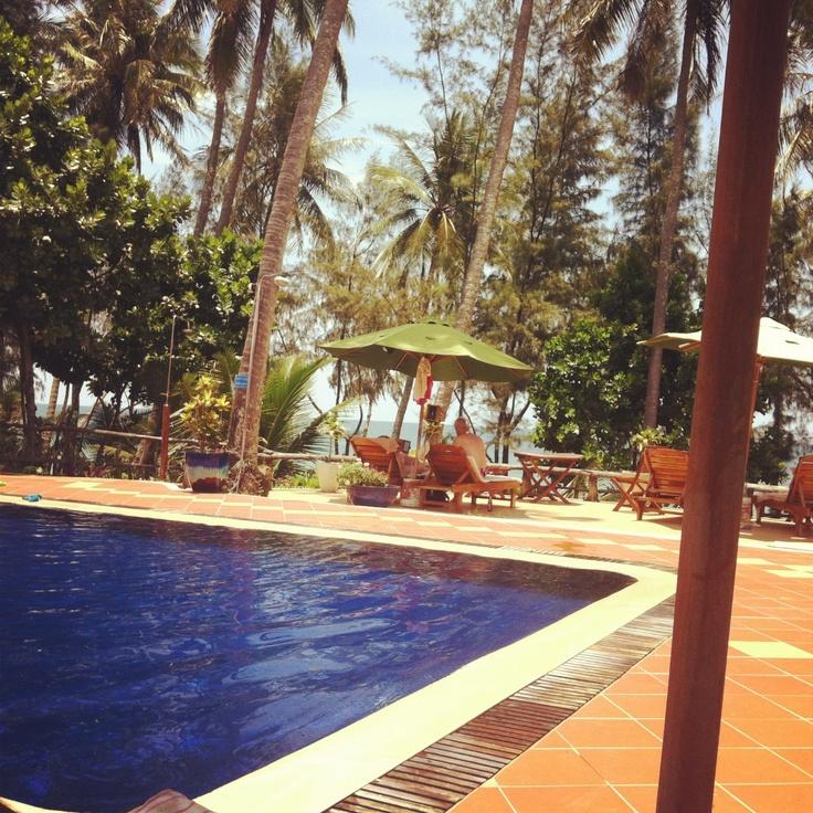 Phu Quoc - Cassia Cottage - pool - #Vietnam -  By #seheiah