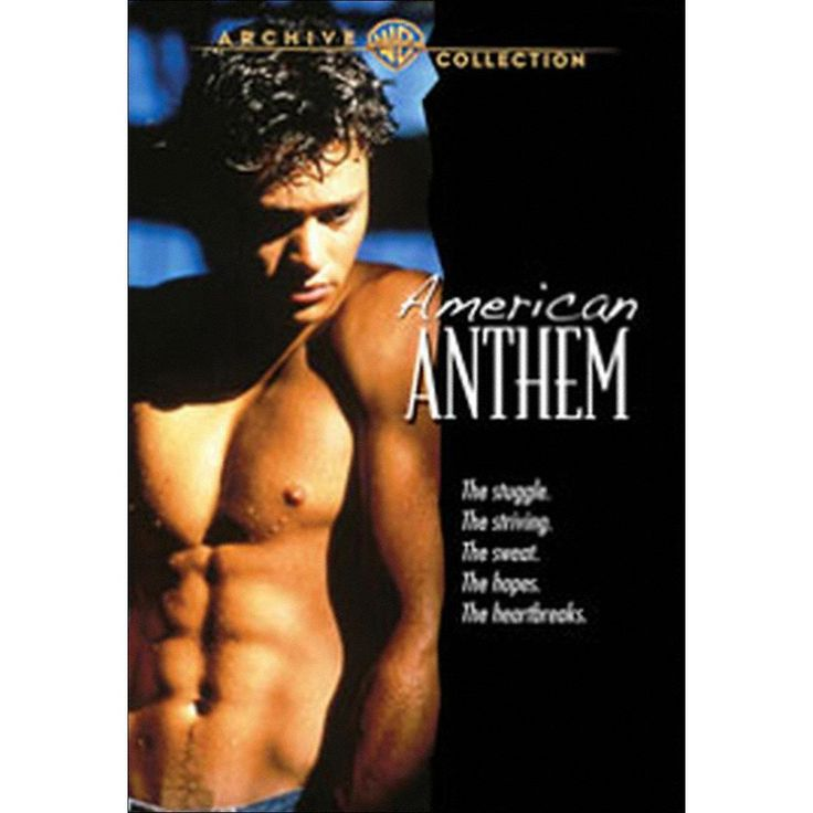 American anthem (Dvd), Movies